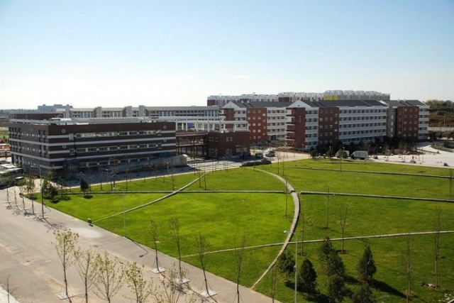 LiangXlang new campus
