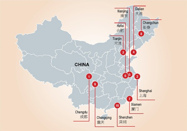Chinas best performing cities 2015 study in china the research puts forward two kinds of development patterns of cities on the mainland cities like tianjin and shanghai witness urbanization gumiabroncs Image collections