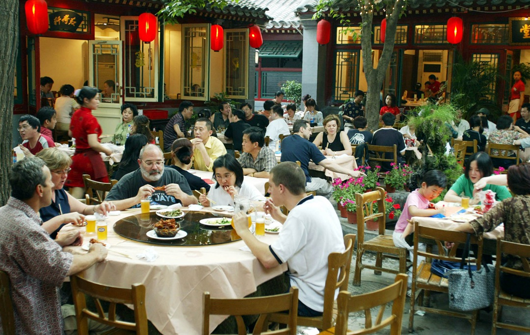 More Chinese Restaurants In Us Than Mcdonald S Stores