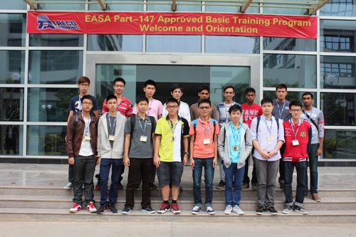 Aircraft Maintenance Engineering in Xiamen, China | Study In