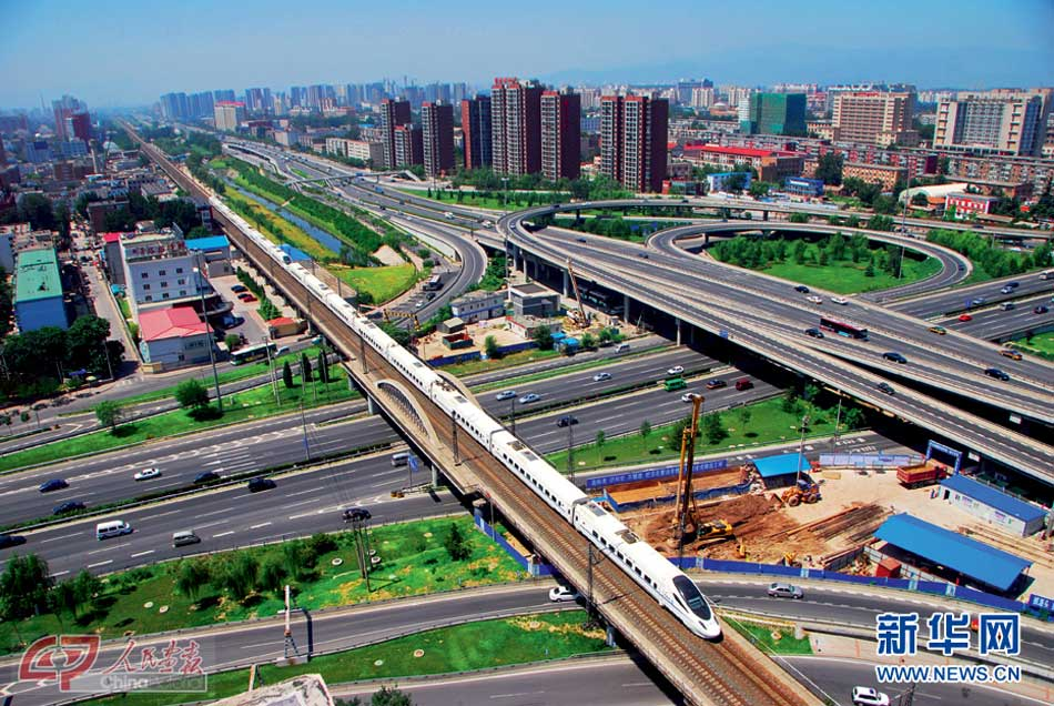High-speed Supertrains - The Pride of China | Study In China