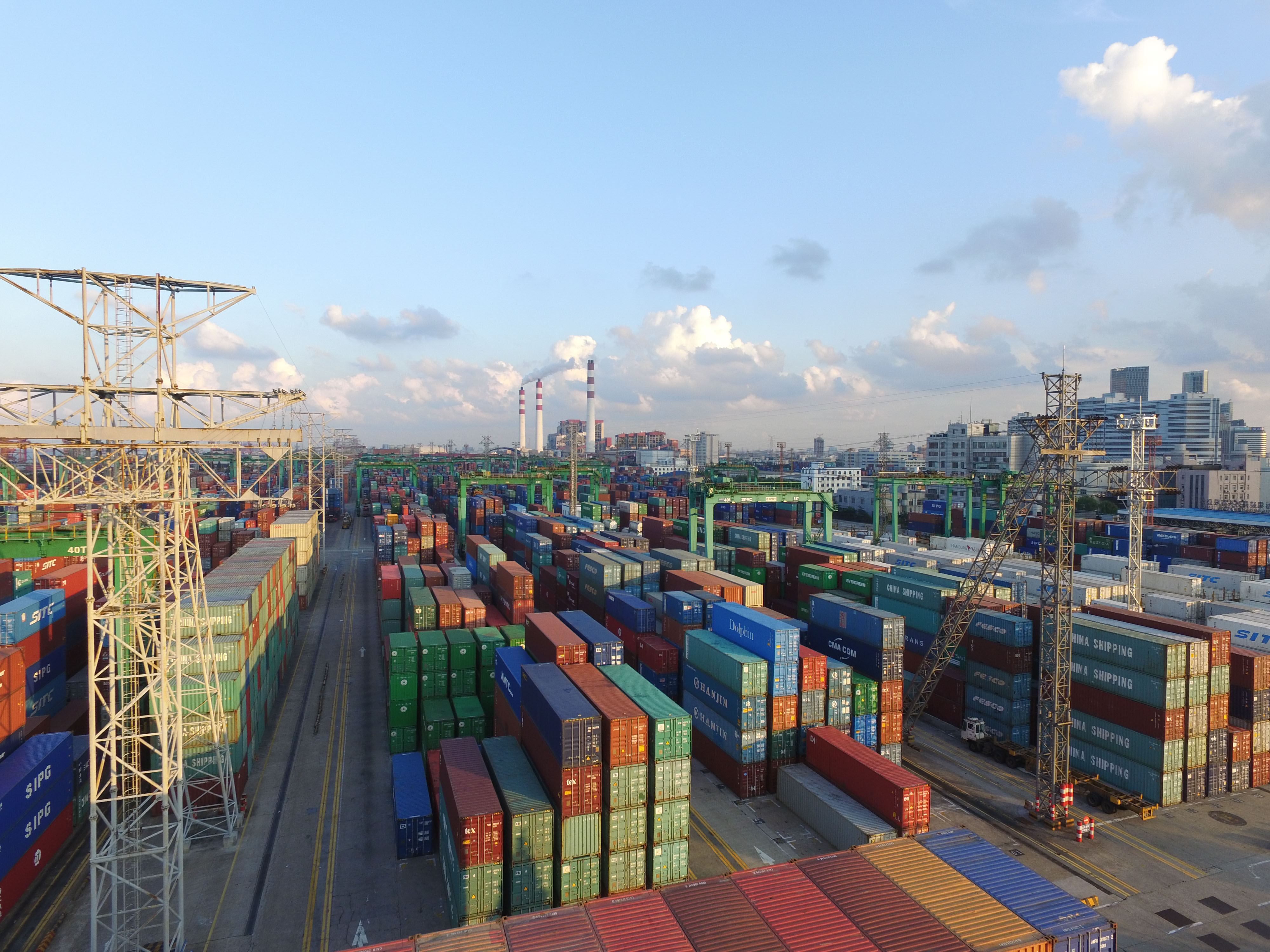 China Adds 7 New Free Trade Zones   Study In China
