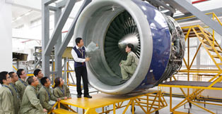 Aircraft Maintenance Engineering in Xiamen, China | Study In China